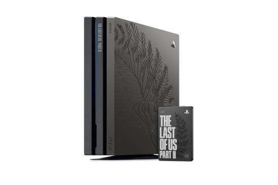 《最后生还者2》限定PS4Pro公布 艾莉纹身刻机上