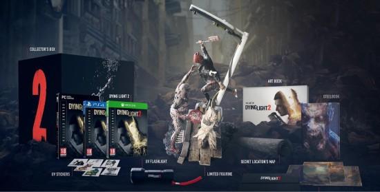 《消光2》实体保藏版内容疑泄漏 详细游戏出售信息请以官方动静为准