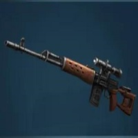 SVD狙击枪