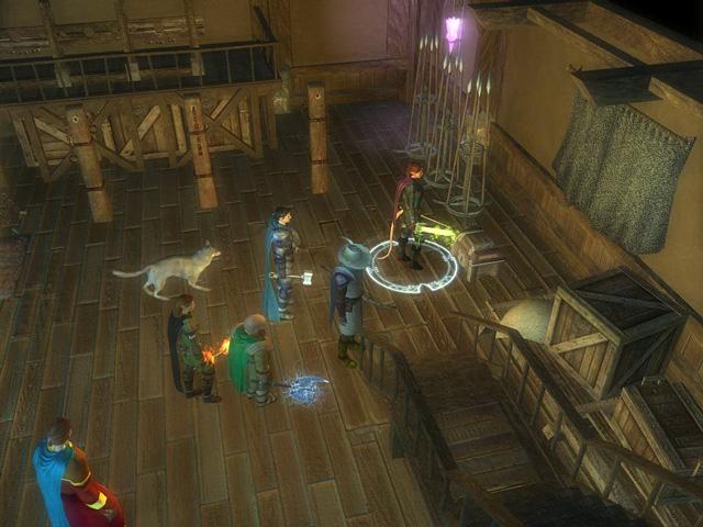 无冬之夜2简体中文版(Neverwinter Nights 2)下载