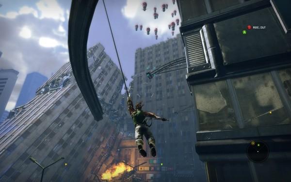 生化尖兵简体中文版(Bionic Commando)下载