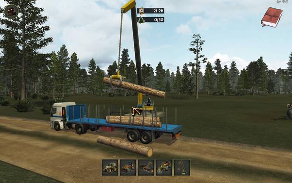 伐木工模拟(Woodcutter Simulator)下载