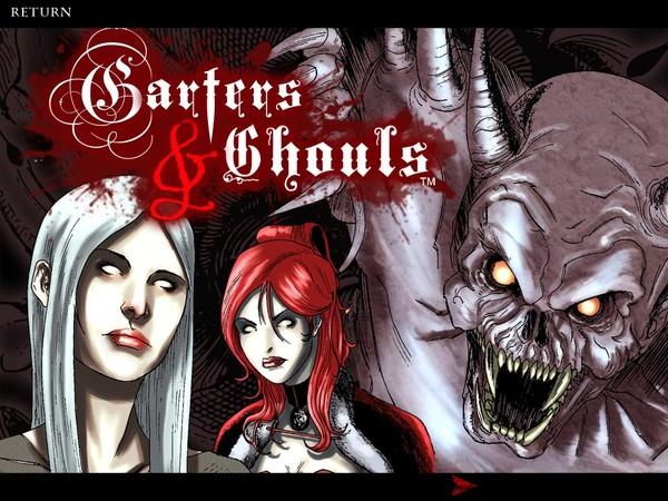 吊袜带和食尸鬼(Garters & Ghouls)下载