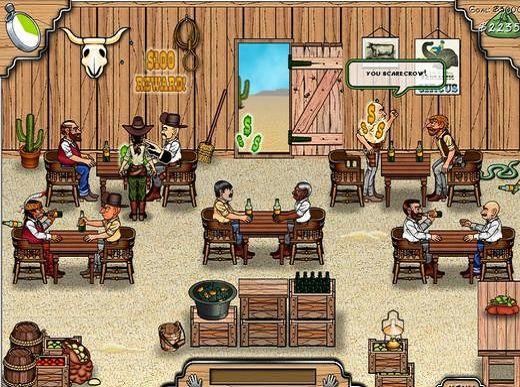 西部狂野餐厅下载