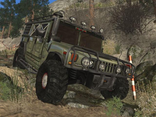 4x4悍马(4x4 Hummer)下载