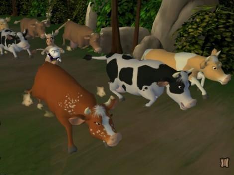 骨头之伟大的赛牛下载
