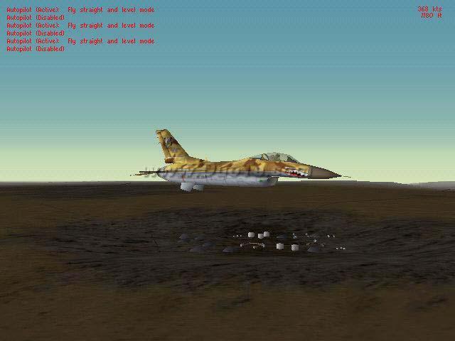 F16战斗机(F-16 Multirole Fighter)下载