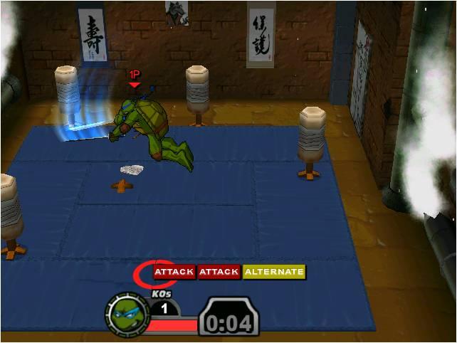 忍者神龟3变种格斗下载