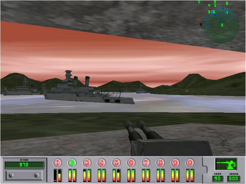 太平洋战役下载