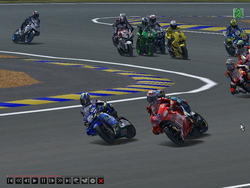 2008世界摩托大奖赛MOD版(MotoGP 08)下载