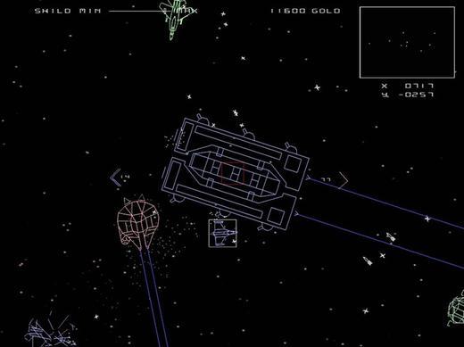 线条太空大战(Line Space Wars)下载