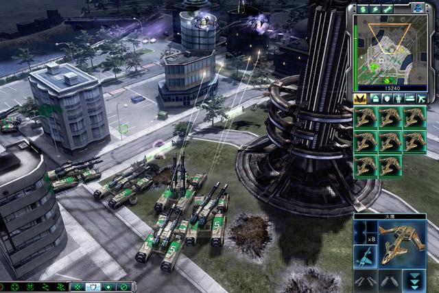 命令与征服3凯恩之怒(Command & Conquer 3: Tiberium Wars)下载