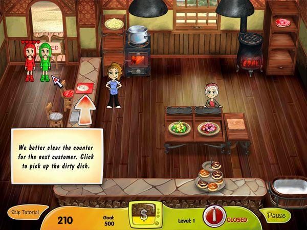 美女餐厅2下载