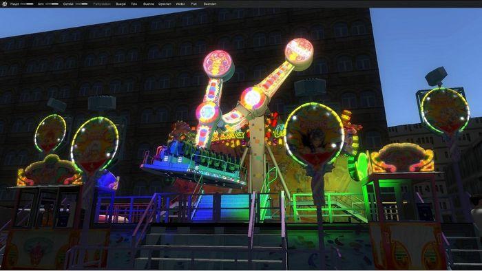虚拟之旅:游乐园模拟下载