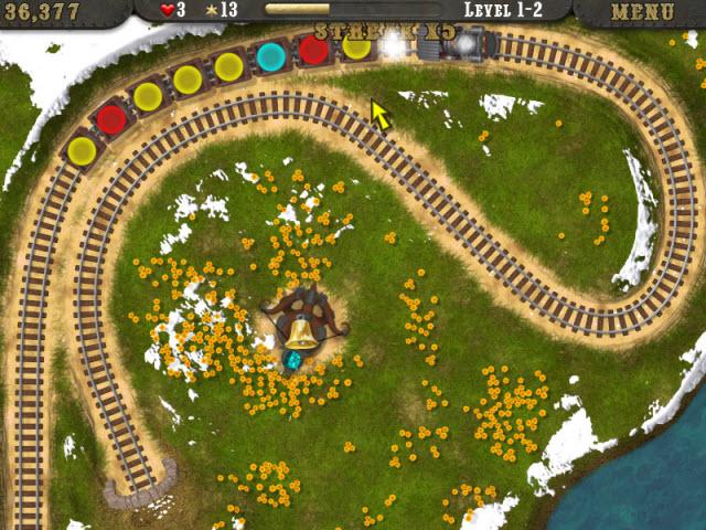 圣诞火车下载
