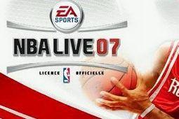NBA live 2007简体中文版