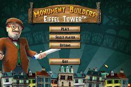 纪念碑建设者:埃菲尔铁塔