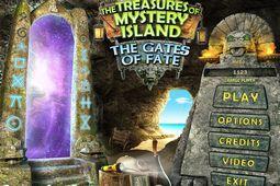 神秘岛宝藏2命运之门