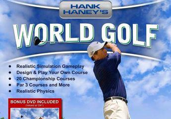 汉克哈尼的世界高尔夫(Hank Haneys World Golf)