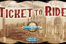 车票之旅(Ticket to Ride)