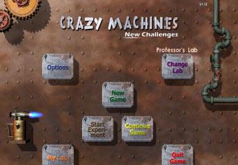 疯狂机器:元素