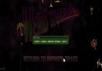 奇异世界4:外星怪客
