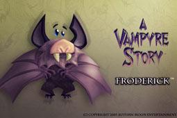 神秘系列:一个吸血鬼