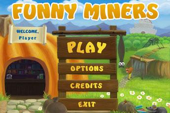 矮人矿工(Funny Miner
