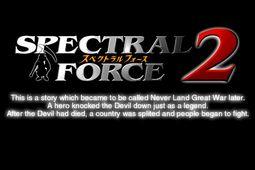 圣魔战记2(Spectral Force)