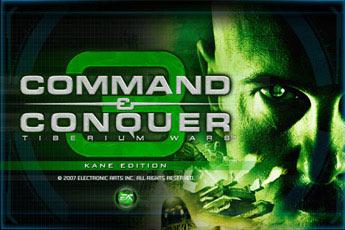 命令与征服3凯恩之怒(Command & Conquer 3: Tiberium Wars)