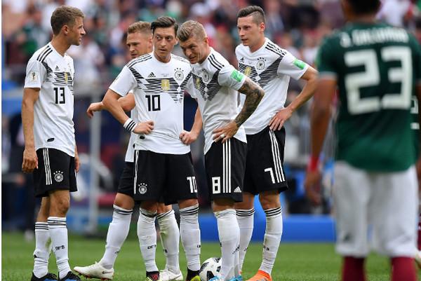2018俄罗斯世界杯德国vs墨西哥6月20日23:00直播地址在线播放地址 附比分预测分析