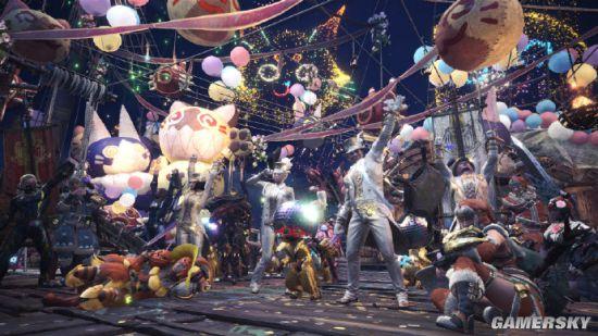 《怪猎世界》将连续五周举办星辰祭 7月26日开启