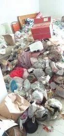 房客退租满屋垃圾现场照曝光令人作呕 房客退租为何留满屋垃圾?