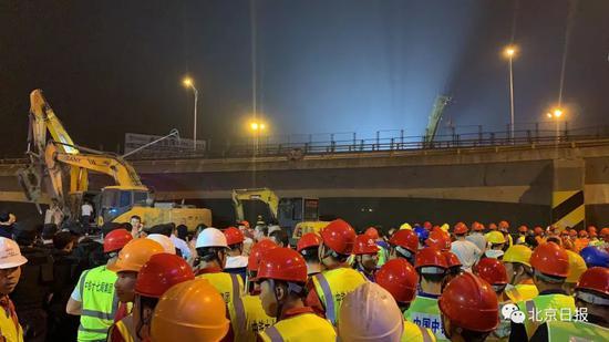 侧翻高架桥曾被评为优良工程,高架侧翻事件来龙去脉最新进展