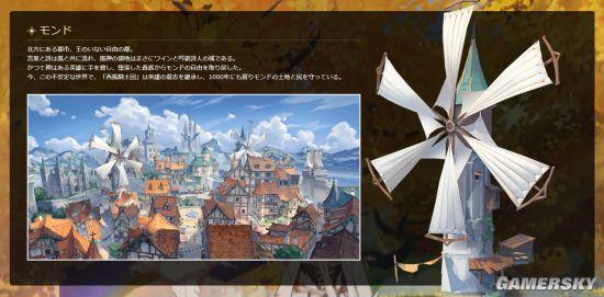 NS版《原神》官网上线 介绍世界观、游戏场景