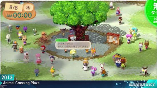 《动物之森》游戏进化史 横跨19年的萌物大进化