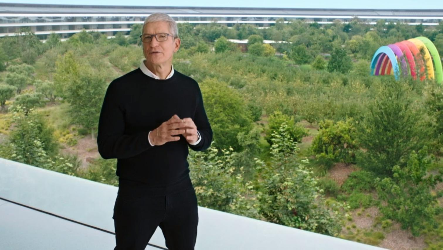 2020年苹果秋季发布会,重磅产品iPhone12缺席