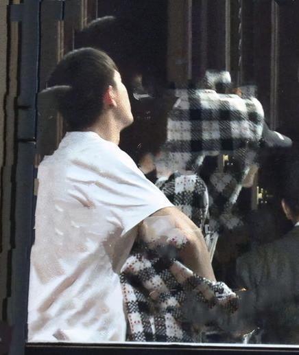 林更新盖玥希恋情疑曝光 双方工作人员回应曝光关系