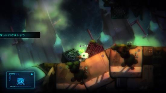 PS5《真空饲育箱》首批截图公布 废土世界养萝莉