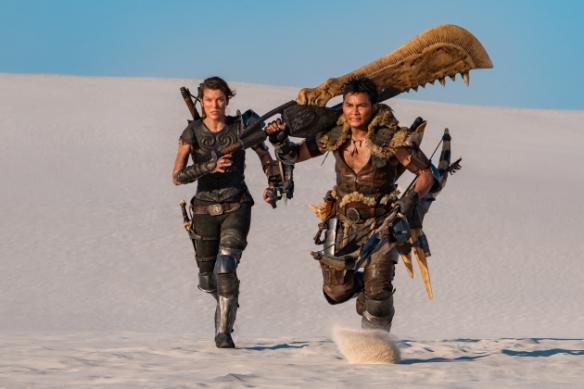 電影怪物獵人下架原因 怪物獵人世界下架真實原因
