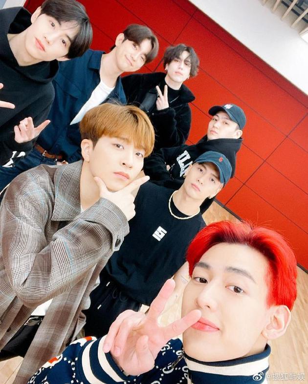 JYP娱乐官宣GOT7正式解散 GOT7全员不再续约JYP公司