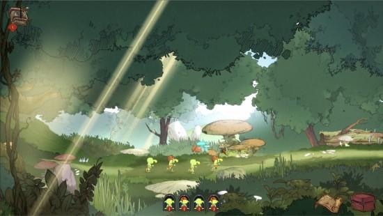 《Goblin Stone》上架Steam 哥布林优生策略RPG