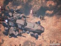 赛博风新游《Cybertown》登Steam 探索星球建城市