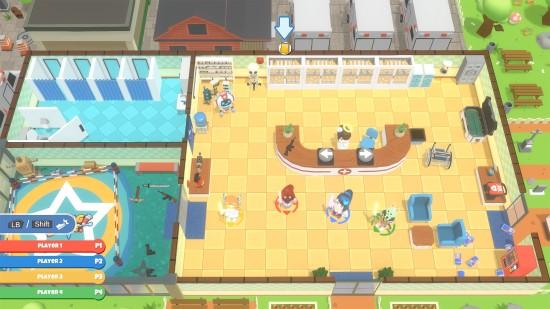 分手医院《大救特救》上线最新Demo 游戏预计于2021年发售
