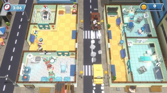 分手医院《大救特救》上线最新Demo 今日开启免费玩
