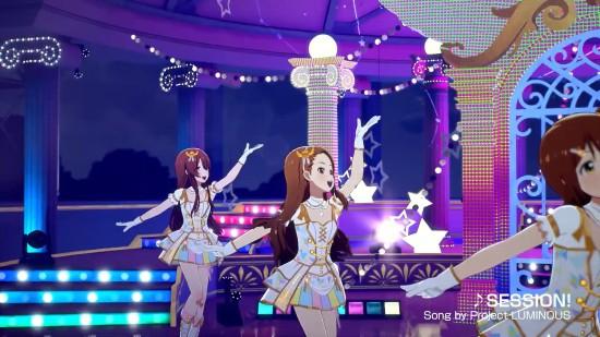 《偶像大师》新作《偶像大师:星耀季节》5月27日发售 预购获服装音乐奖励