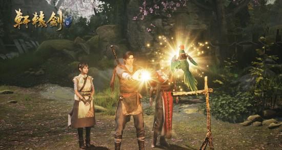 《轩辕剑7》推出重大更新 新增剧情、鬼神之塔Rouge类爬塔
