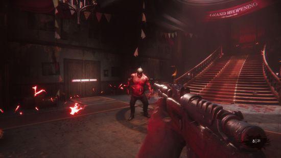 恐怖游戏《斯盖尔之女》更新FPS模式 是时候让怪物们感受痛苦了