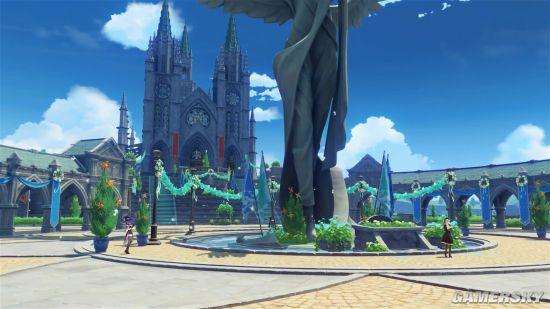 《原神》1.4版本公布:风花节开幕、新角色罗莎莉亚、五星武器终末嗟叹之诗