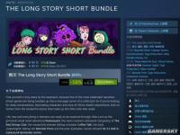Steam五款叙事游戏特惠 包含《VA-11赛博酒保》